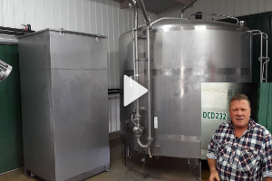 Improving milk quality through best-practice snap-chilling.